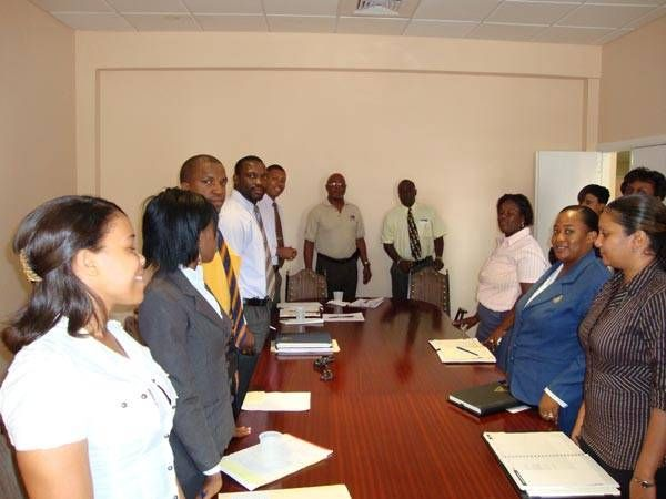 Staff Session at GDB