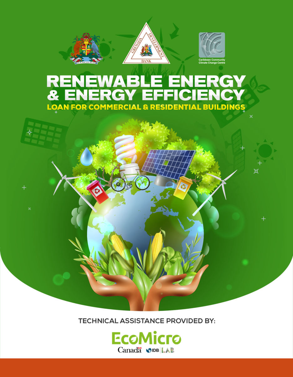 Grenada Renewable Energy and Energy Efficiency Loans
